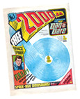 2000AD - issue number one!