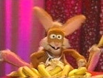 Going bananas with Billy Nibbles!