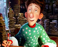 """Arthur Christmas from Aardman Animations/Sony Pictures Animation"