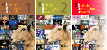 The 2010 British Animation Awards - BAA winners