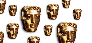 The 2012 Children's BAFTA  Nominations (BAFTA logo - British Academy of Film & Television Arts)