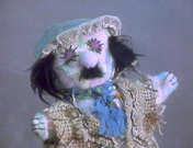 "Uncle Feedle in SmallFilms' ""Bagpuss"""