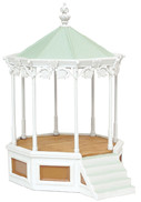 Trumpton Musical Bandstand - from Robert Harrop Designs