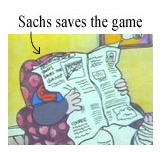 """Sachs save the game"""