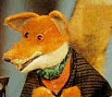 Basil Brush - still the nation's favourite...