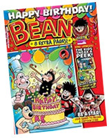 The Beano's 70th Birthday edition!