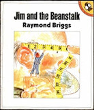 Jim And The Beanstalk - Puffin cover