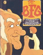 The BFG Film Storybook