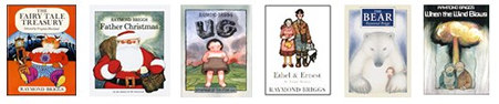 Books by Raymond Briggs