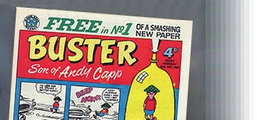 """Buster"" celebrates its 5oh birthday - IPC Magazines"