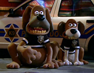 """Creature Comforts USA"" (Aardman Animations)"