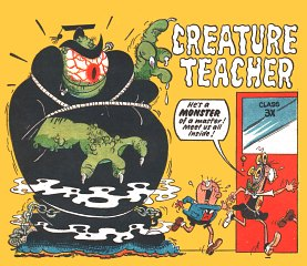Creature Teacher !