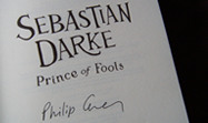 """Sebastian Darke"" signed edition"
