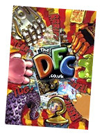 The original DFC - issue one cover