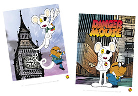 DangerMouse prints from Star Editions!