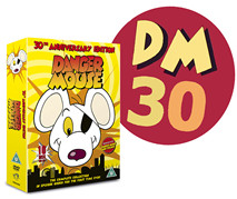 """DangerMouse: The Complete Collection 30th Anniversary Edition"" from FremantleMedia Enterprises - available at Amazon.co.uk!"