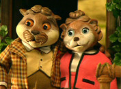 "Melvyn P Otter and Raylee in ""Doctor Otter"" from Red Balloo"