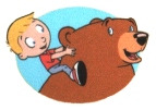 Eddy And The Bear