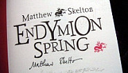 """Endymion Spring"" - signed edition"