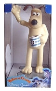 Waving Gromit