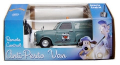 Remote Control Anti-Pesto Van