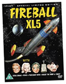 Fireball XL5 - new from Network!