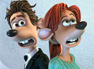 """Flushed Away"" (Aardman / DreamWorks)"