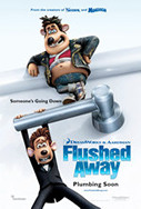 Flushed Away - Teaser Poster
