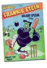 Frankie Stein Holiday Special 1980