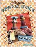Special Chicken Run Fudge pack