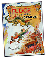 "Savoy Books' ""Fudge and the Dragon"""