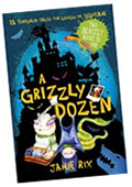 """A Grizzly Dozen"" by Jamie Rix - out now!"