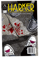 Harker - issue one - from Ariel Press