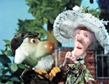 The Herbs - Sir Basil & Lady Rosemary - from FilmFair