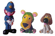The Herbs - Sugarlump Studios figures from 2002
