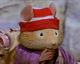 "Wilfred Toadflax, ready for a spot of exploring in ""Brambly Hedge: The High Hills"" from HIT Entertainment"