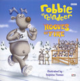 """Robbie the Reindeer"" book cover..."