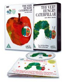The Very Hungry Caterpillar DVD from VDI