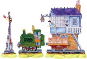 Ivor The Engine & The Signal Box