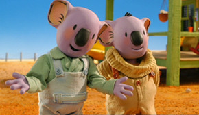Top TvToons #4b - The Koala Brothers from Spellbound Entertainment and Famous Flying Films