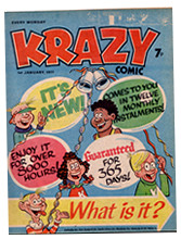 Krazy - 1st January 1977