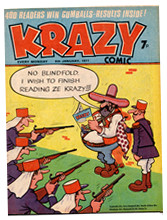 Krazy - 8th January 1977