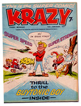 Krazy - 15th January 1977