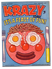 Krazy - 22nd January 1977