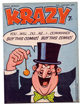 Krazy - 29th January 1977