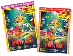 Lampies DVDs from Pinnacle Vision/LP Productions