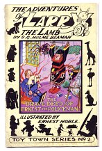 The Brave Deed Of Ernest The Policeman - a Larry The Lamb adventure