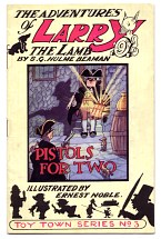 Pistols For Two - a Larry The Lamb Adventure