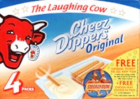 Laughing Cow's Chicken Run promotion