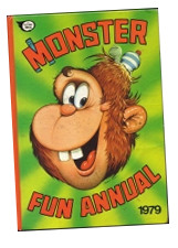 Monster Fun Annual 1979